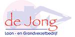 Loon- en Grondverzetbedrijf De Jong