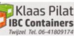 IBC Containers Klaas Pilat